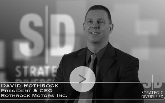 David Rothrock testimonial