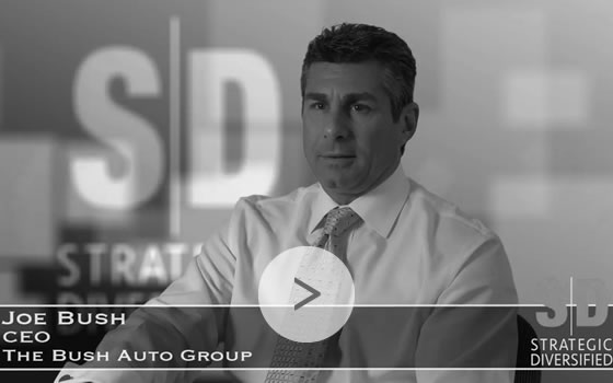 Joe Bush, Bush Auto Group