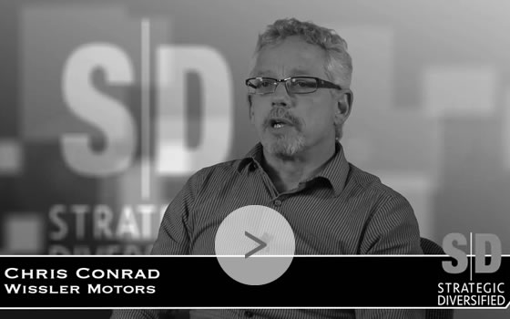 Chris Conrad, Wissler Motors